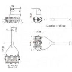 Kompressor für Zapfwelle Traktor-15