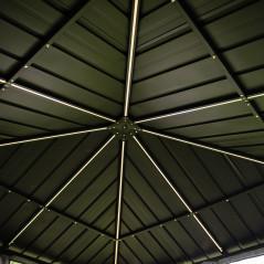 Pavillon Gartenliege Azur-9