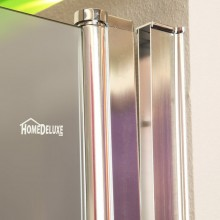 Pendeltür Lavea 125x195cm Milchglas-11