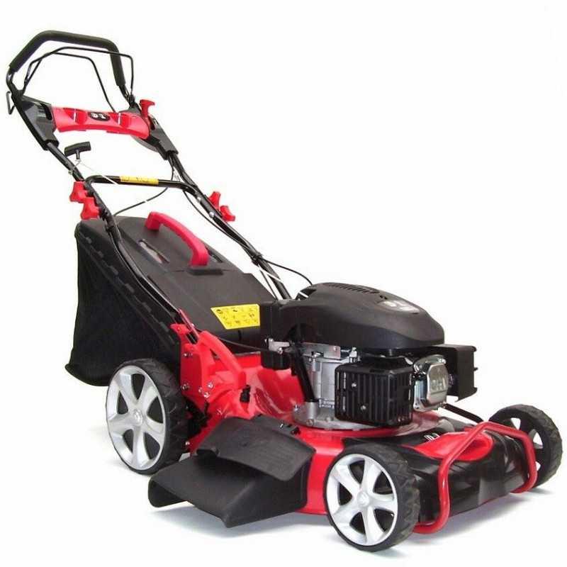 55746 - M178 4in1 Benzin Rasenmäher 510mm 5PS mit Radantrieb
