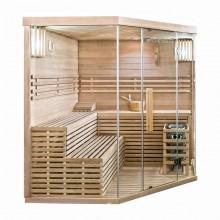 Traditionelle Sauna Skyline XL BIG-5