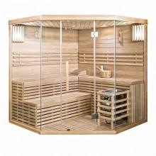 Traditionelle Sauna Skyline XL BIG-1