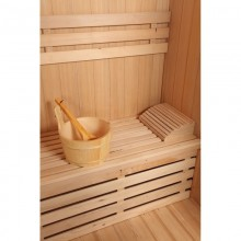 Traditionelle Sauna Skyline L-9