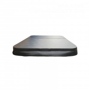 Outdoor Whirlpool Thermoabdeckung MARBLE-3