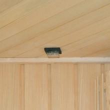 Traditionelle Sauna Skyline XL-5