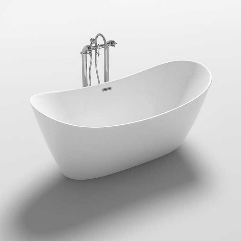 Freistehende Badewanne Ovalo