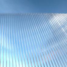 Terrassenüberdachung 618 x 303 x 226 / 278 cm (Grau)-11