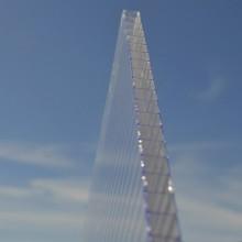 Terrassenüberdachung 618 x 303 x 226 / 278 cm (Grau)-13