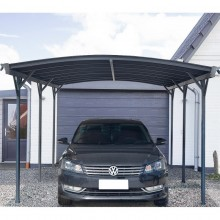 Design Carport FALO anthrazit