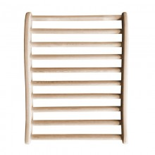 Sauna Rückenlehne - 2 Stück-9
