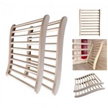 Sauna Rückenlehne - 2 Stück-1