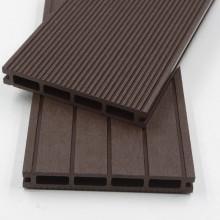WPC Terrassendielen dunkelbraun 1m² (2,20 m) - halbes Paket