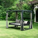 Pavillon Gartenliege Provence