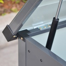 Metallaufbewahrungsbox Megabox XXL 600L-9