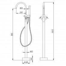 Design Standarmatur FANTASY-15