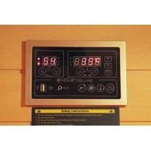 Infrarotsauna Redsun XXL Deluxe mit Vollspektrumstrahler-11