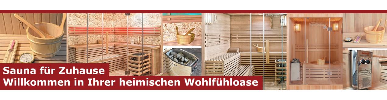 Sauna kaufen für Gesundheit & Wohlbefinden